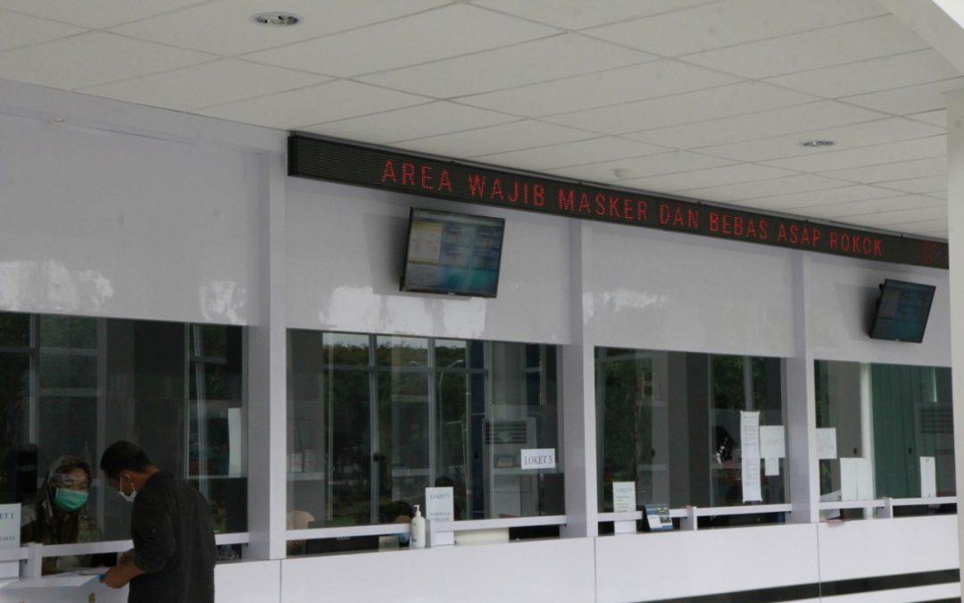 Pengalihan Loket Pelayanan Poltekpel Banten Menjadi Pelayanan Berbasis Internet